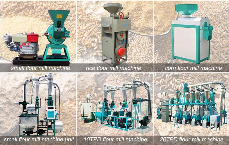 Flour mill business plan pakistan